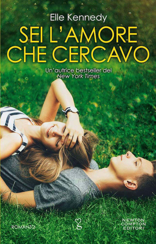 Amazon.it: Sei l'amore che cercavo - Kennedy, Elle, Russo, A. - Libri