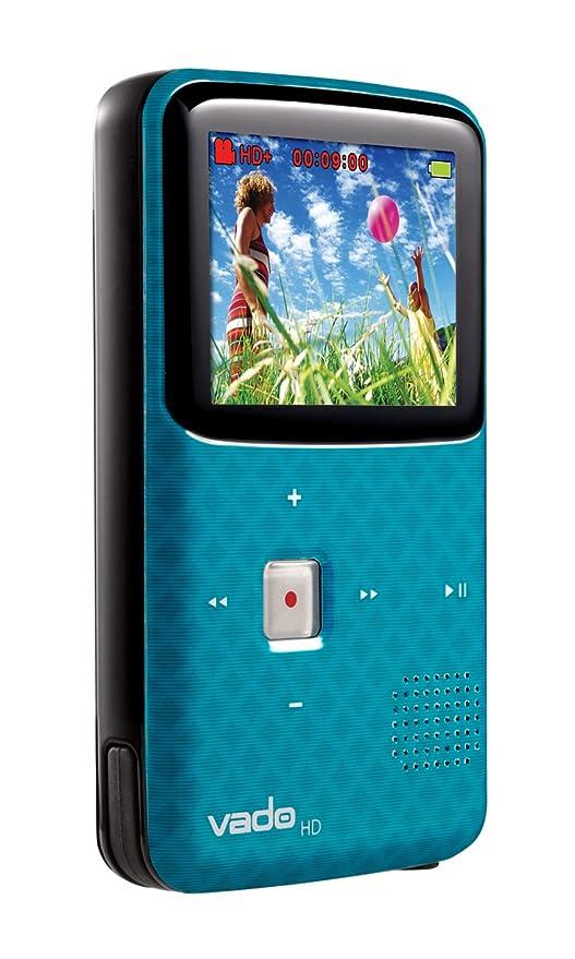 amazon com vado vf0624 3g camcorder with 2x optical zoom and 2 rh amazon com Creative Vado Vado HD Software