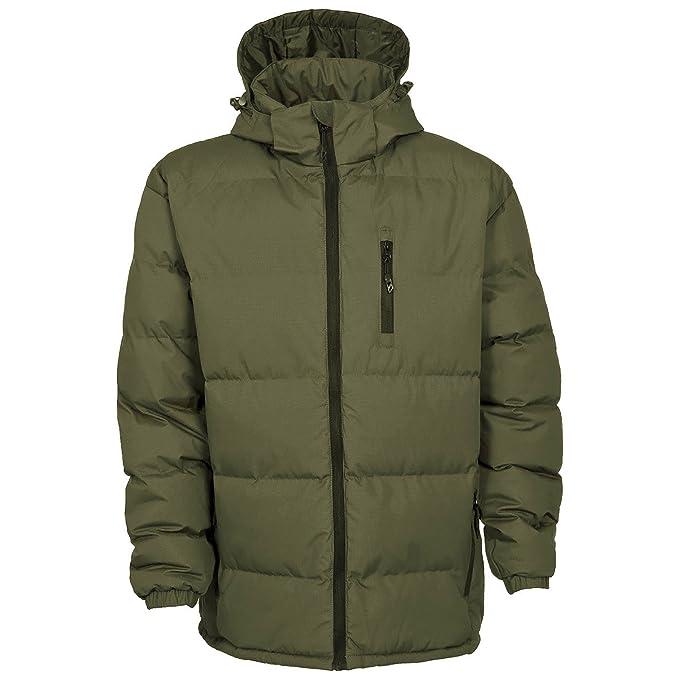 e50cb22d4 Trespass Mens Clip Padded Jacket: Amazon.co.uk: Clothing