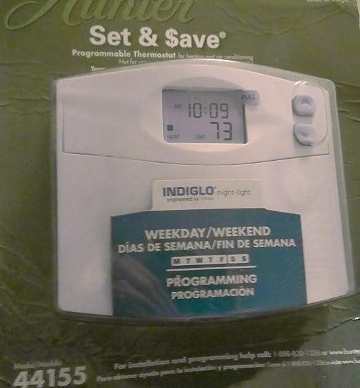 Hunter Thermostat Model B01 Wiring Diagram free download wiring