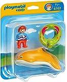 Playmobil - 6762 - Jeu de construction - Garçon avec dauphin et bouée