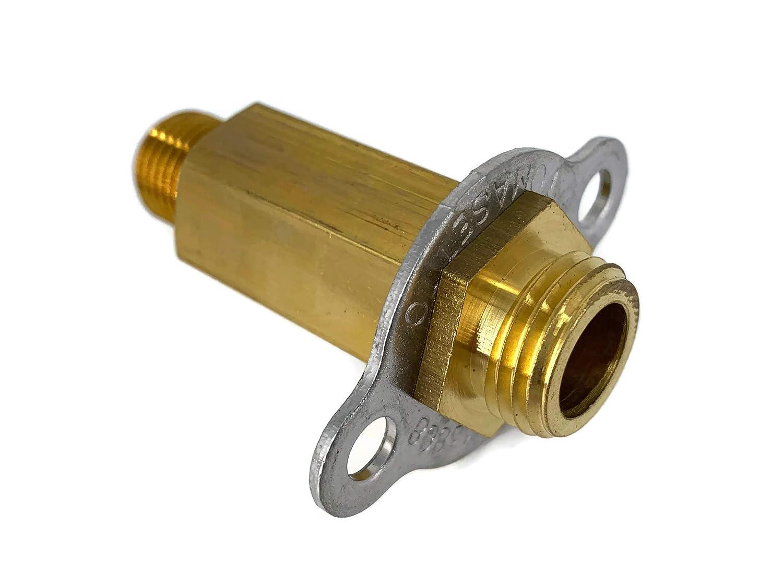 eXODA 1/x GPL tappo serbatoio con filettatura M10/Dish auto Gas Tank chiusura