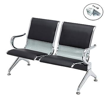 Banco Oficina salón aeropuerto recepción silla de sala de espera ...