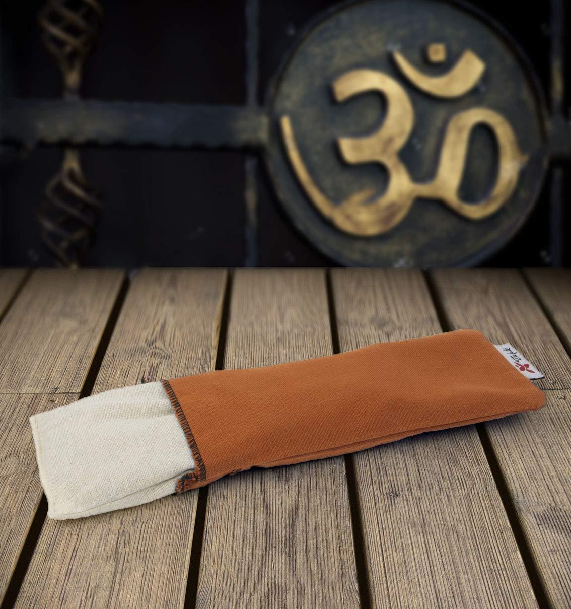 Almohadilla Relajante para Ojos (22 x 8,5cm) - con saquito ...