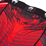 Venum Men's Bloody Roar Spats MMA BJJ Red