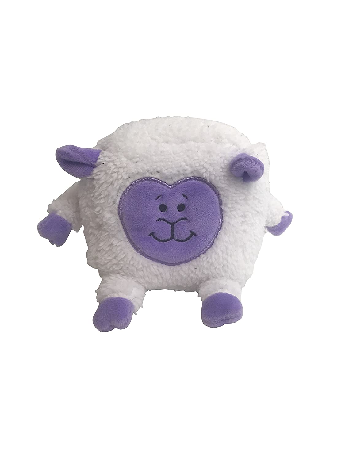 Amazon Com Commonwealth Toys Adorable Square Baby Lamb Stuffed
