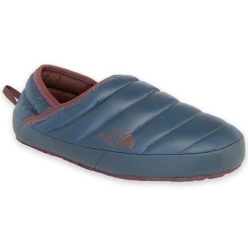 The North Face - Zapatillas de Senderismo para Hombre Shiny Cosmic Blue/Winetasting Red 13 UK: Amazon.es: Hogar