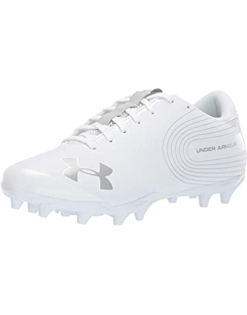 huge discount 69f37 62b73 Under Armour Men s Speed Phantom MC Football Shoe, Black White