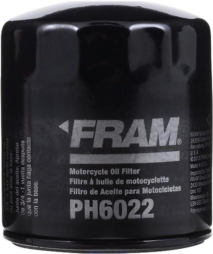 Fram PH6017A Filtro de aceite para motocicleta