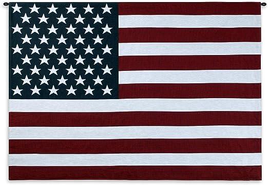 Microfiber Fabric Beach Towel Blanket Patriotic American US Flag Star-spangled