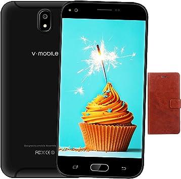 Moviles Libres Baratos-Smartphone 16GB ROM Dual Sim (Accesorios ...