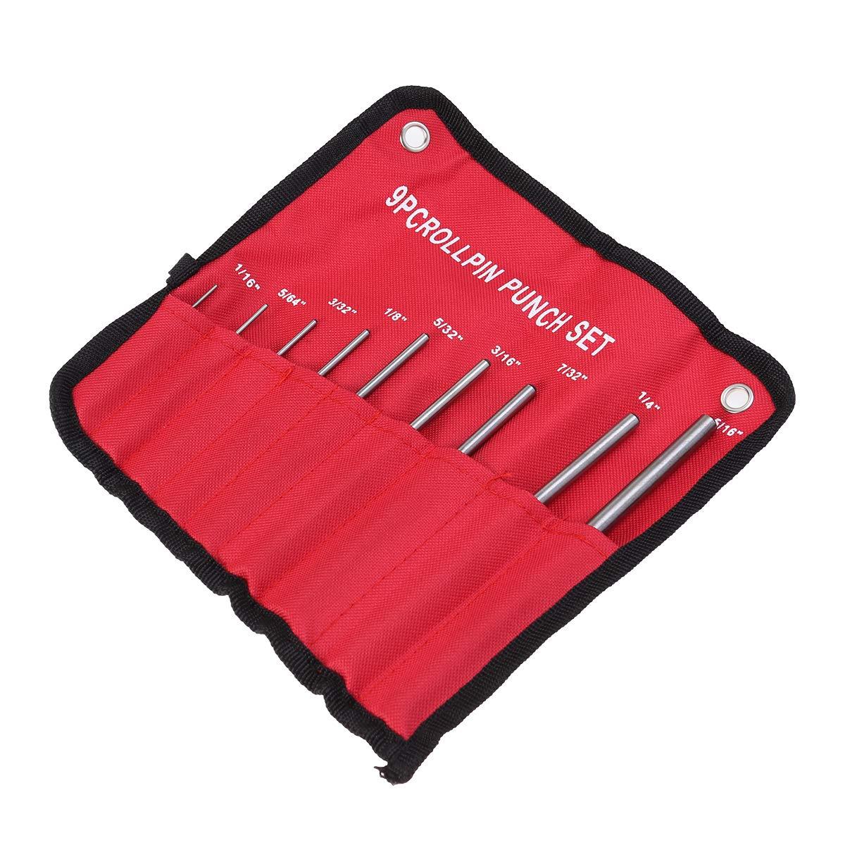Yardwe 9 teile//satz rolle pin punch set ar-15 m4 m16 glock demontage wartung kit schmuck uhren gewehr verwenden kit