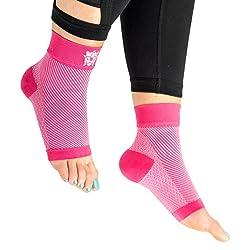 6. Bitly Plantar Fasciitis Socks