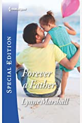 Forever a Father (The Delaneys of Sandpiper Beach) Mass Market Paperback