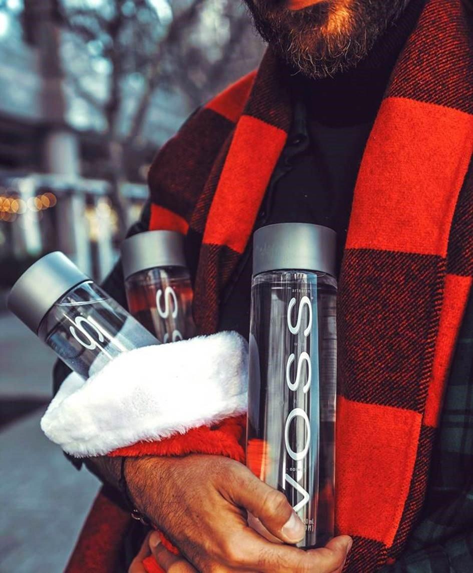 VOSS Artesian Still Water, 850 ml Plastic Bottles (Pack of 12)