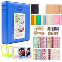 Ablus Store 2x3 Inch Photo Paper Film Album Set for Fujifilm Instax Mini Camera/HP Sprocket Photo Printer/Polaroid Snap, Z2300, SocialMatic Instant Cameras & Zip Instant Printer