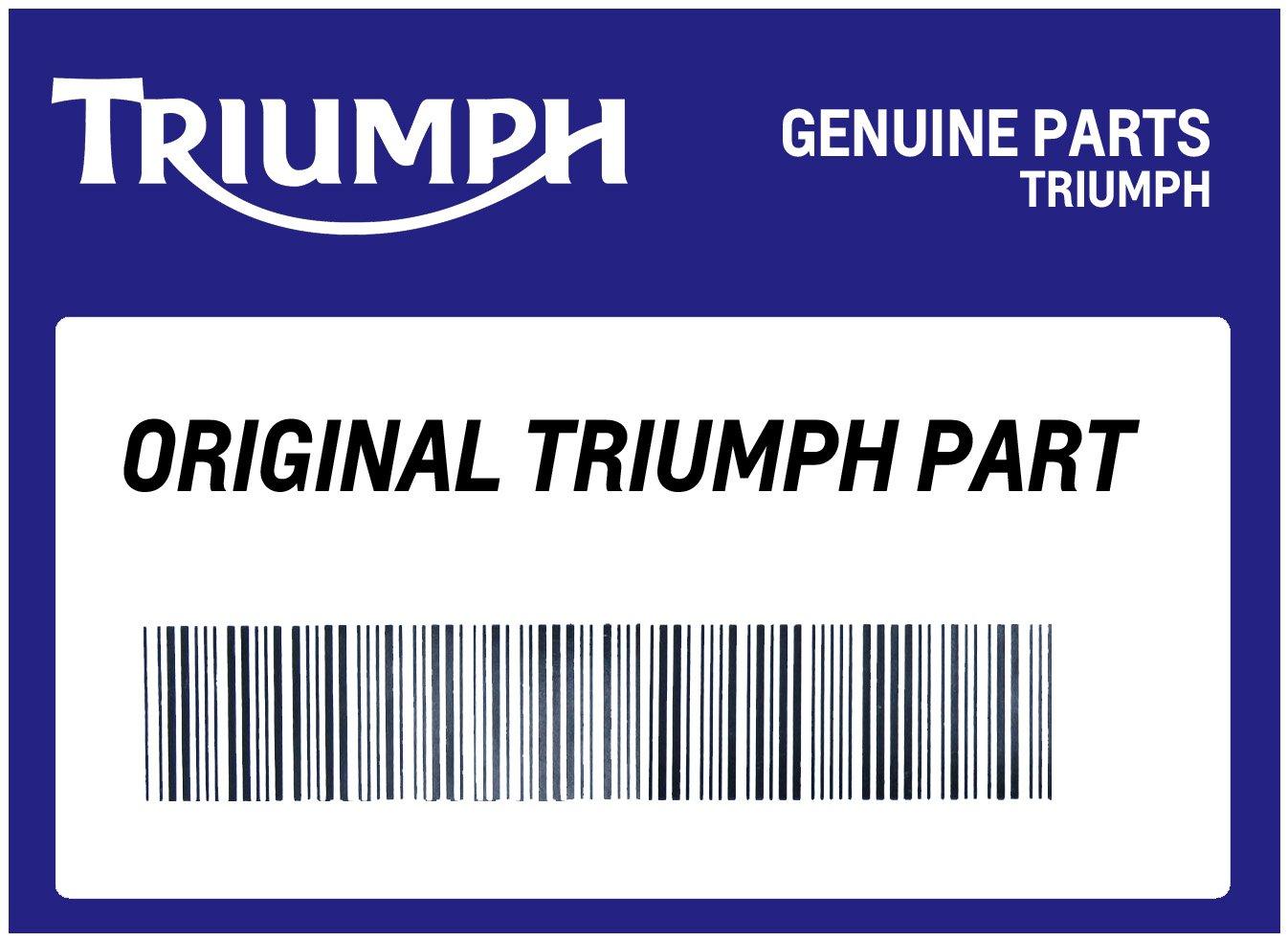 GENUINE TRIUMPH SPIN ON OIL FILTER FITS BONNEVILLE T100,AMERICA,SCRAMBLER,SPEEDMASTER,THRUXTON,800 /& 865 MODELS 2000 ONWARDS