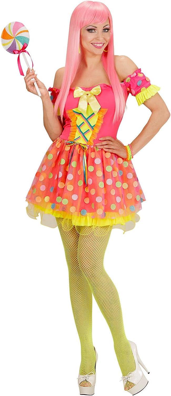 Felicitaciones Azúcar Hada Mujer Disfraz Fantasy Multicolor ...