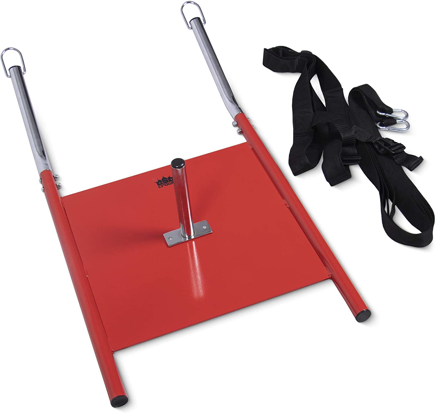 360 Resistance Strength Drag Agility Training Fitness Speed Sled With Harness
