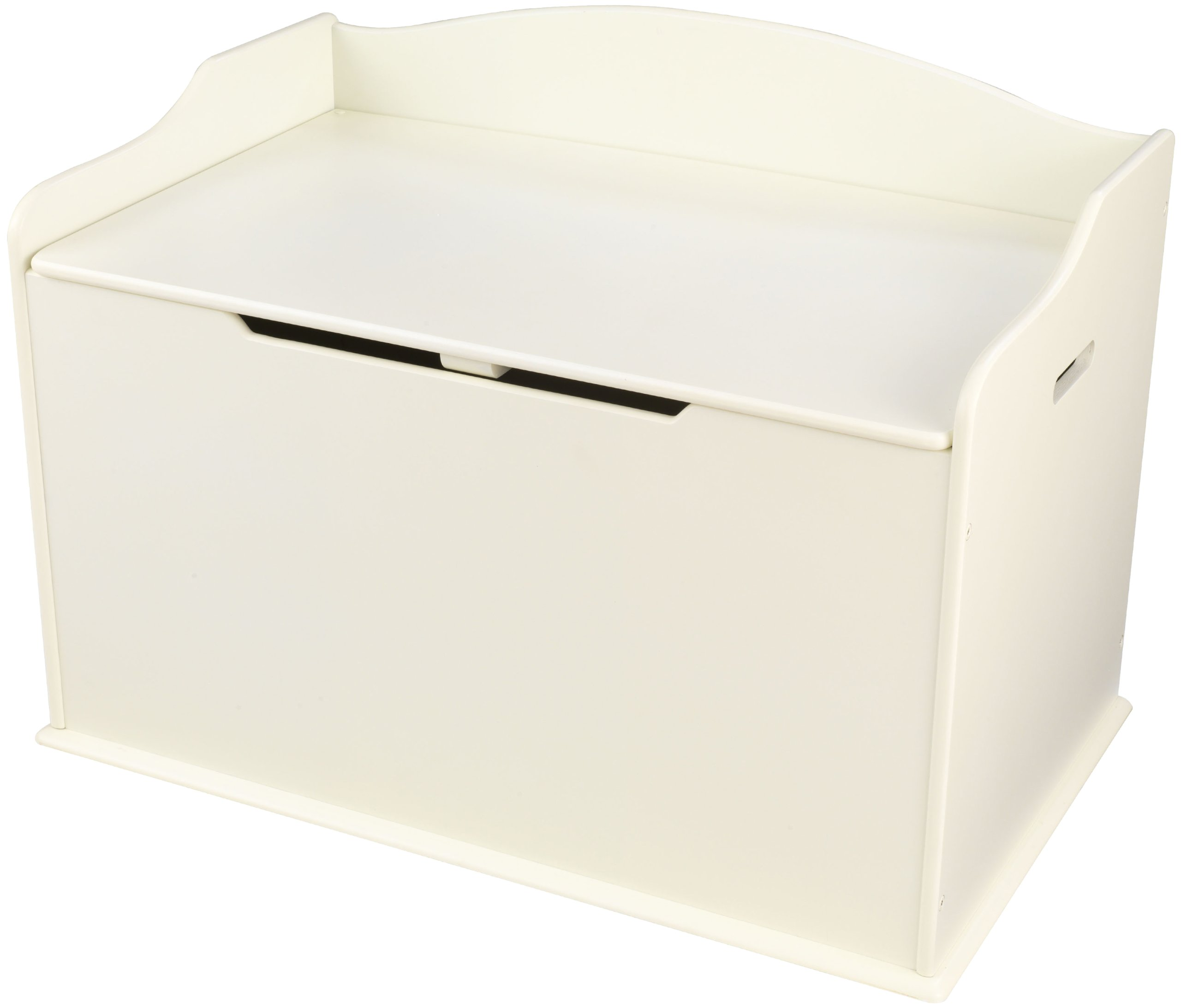 kidkraft austin toy box vanilla. Black Bedroom Furniture Sets. Home Design Ideas
