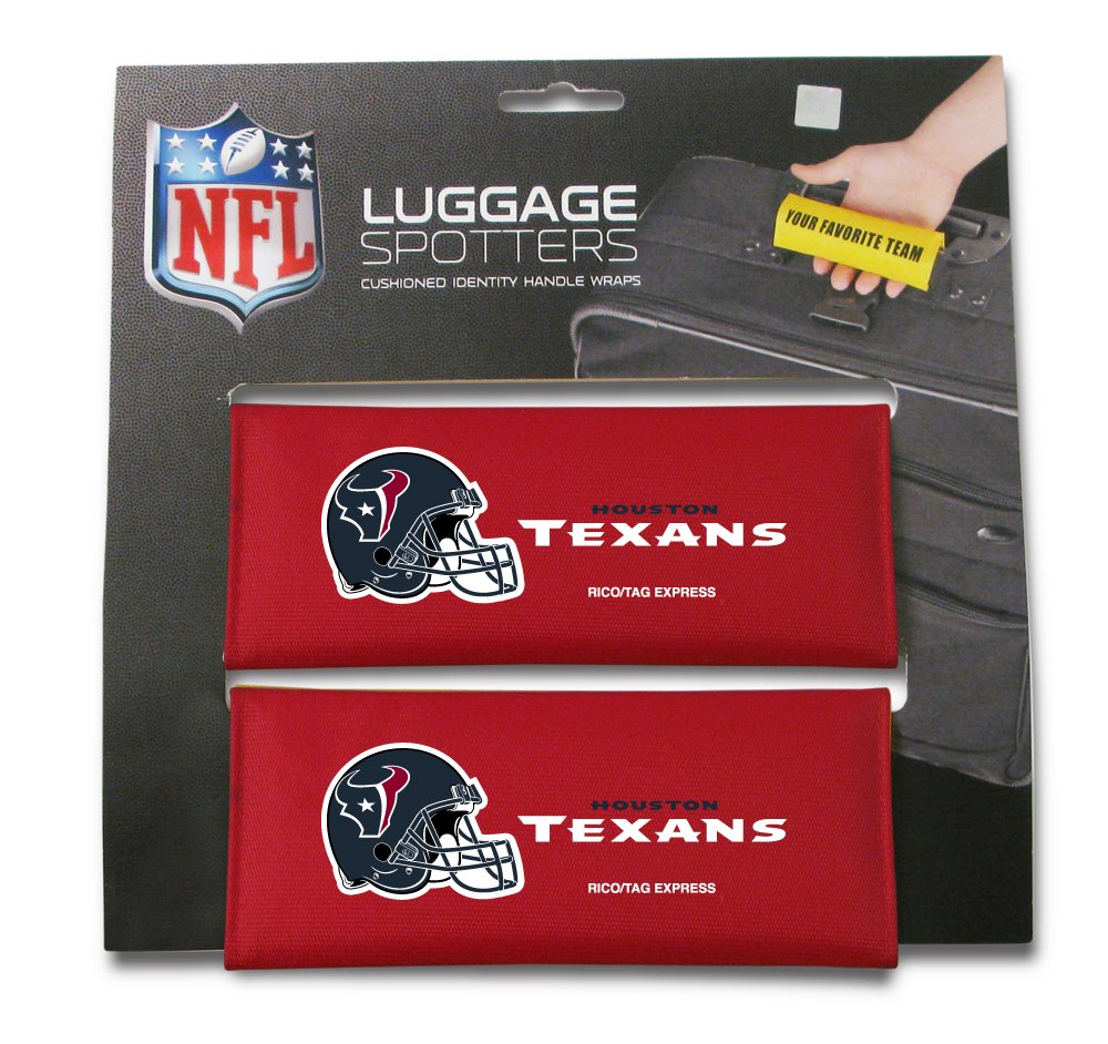 40% OFF! TEXANS Luggage Spotter Suitcase Handle Wrap Bag Tag Locator with I.D. Pocket (2-PACK) - CLOSEOUT! ALMOST GONE! China HOUTEXANS