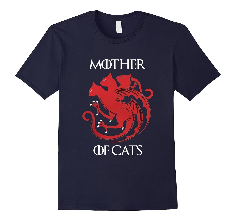 Mother of Cats Hot 2017 T-Shirt-T-Shirt
