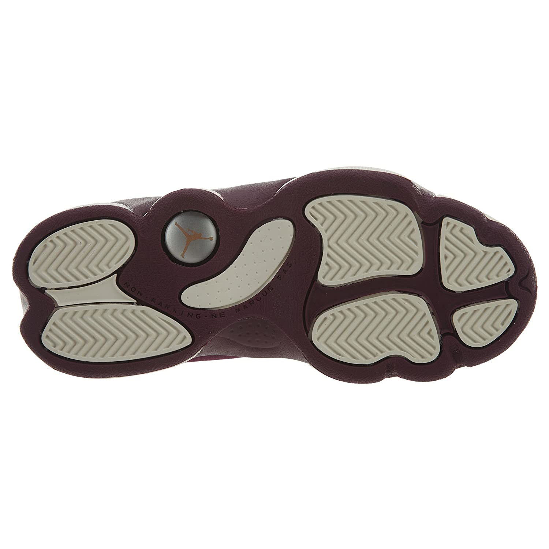 73d25ad162d5 Nike Jordan Air 13 Retro GP Metallic Red Bronze 439669-112 (12C M US Little  Kid)  Buy Online at Low Prices in India - Amazon.in