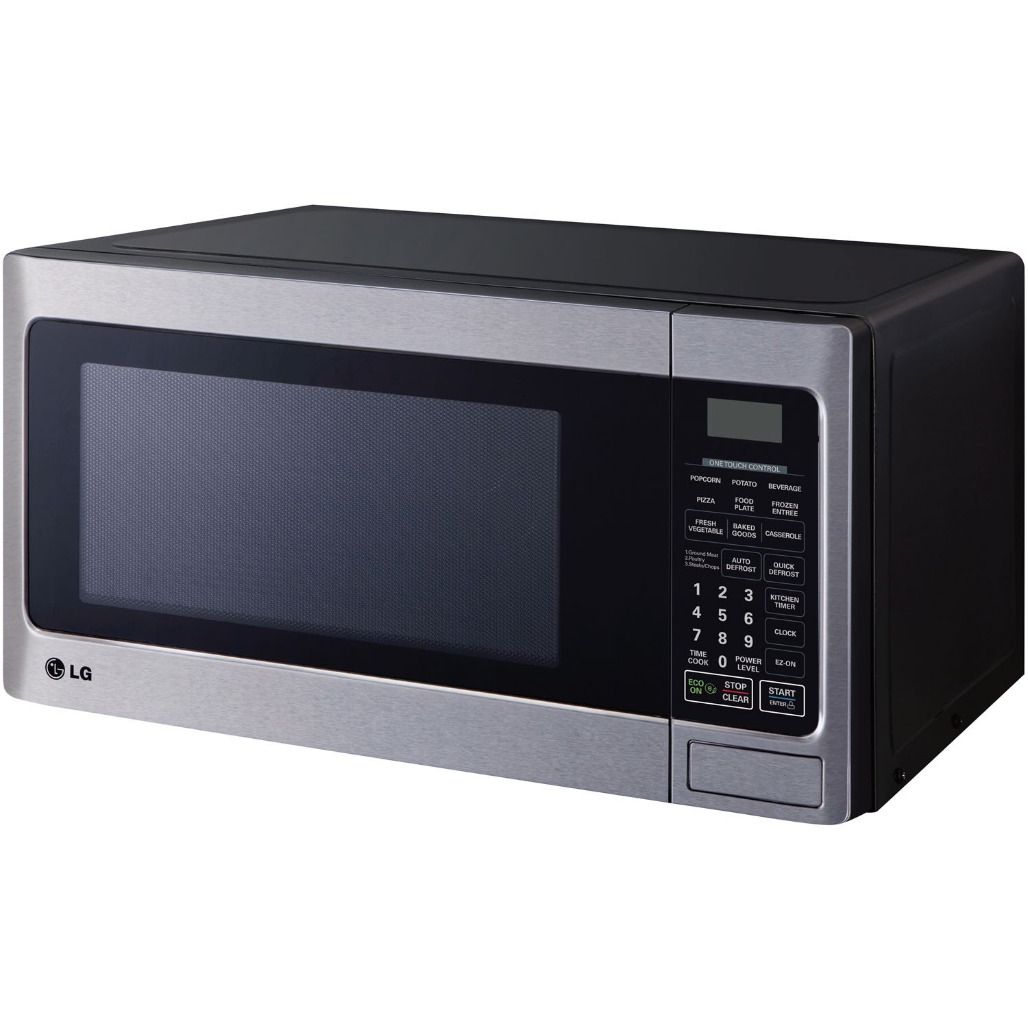 12 inch over the range microwave - Amazon Com Lg Lcs1112st Countertop Microwave Oven 1000 Watt Stainless Steel Kitchen Dining