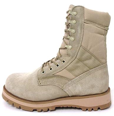 Men s Desert Boots Jungle Tan G.I. Type Speed Lace Tactical Combat Military  Work Shoes Sizes e233e05cb2d