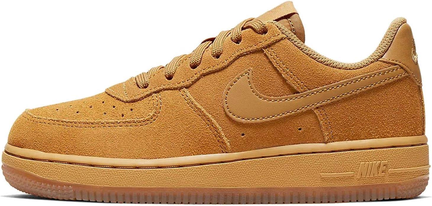 Amazon.com | Nike Force 1 Lv8 3 Little Kids Bq5486-700 | Basketball