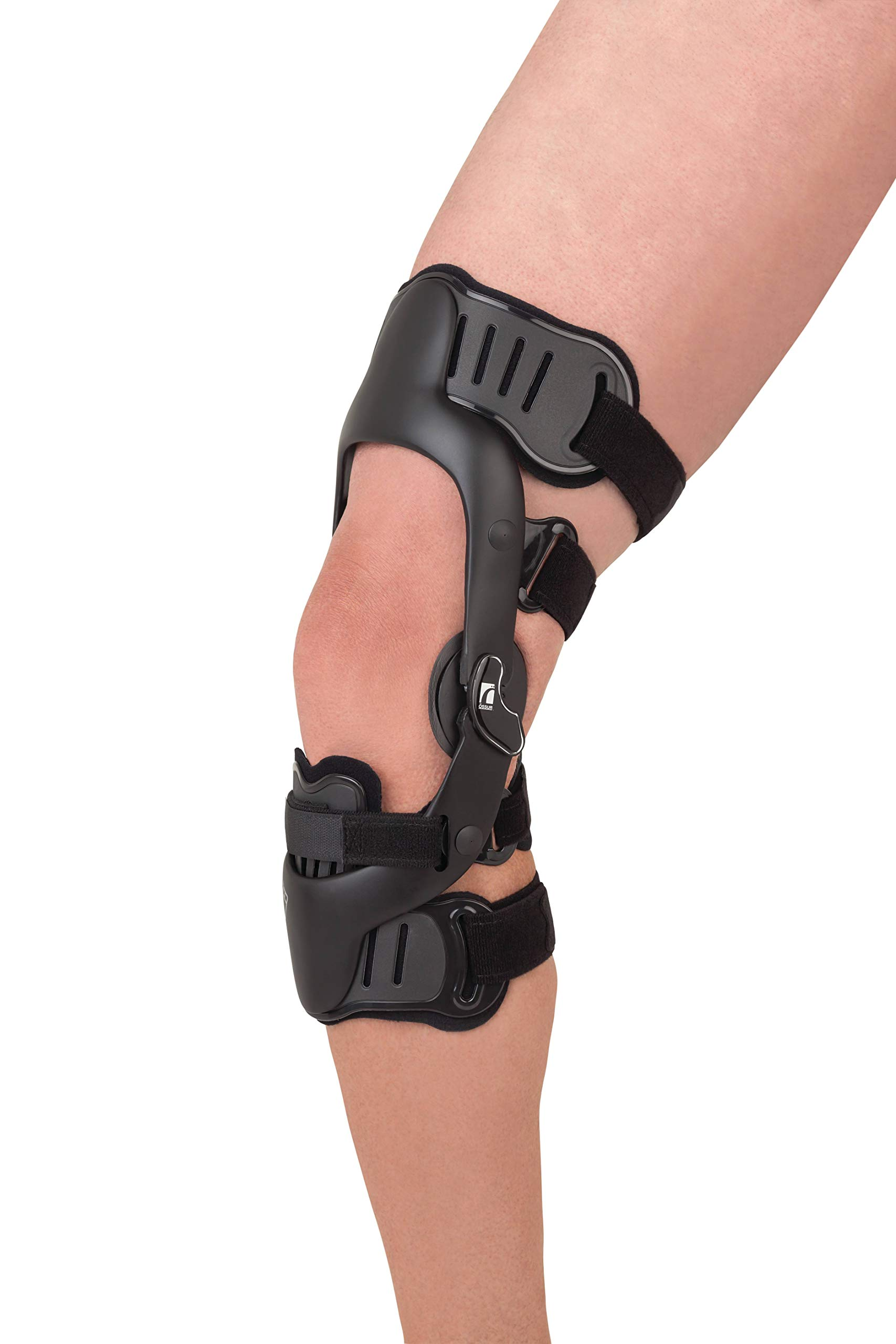 Ossur CTi OTS Knee Brace Standard Version – Maximum Support for ACL, MCL, LCL, PCL, Rotary and Combined Instabilities Injuries – for All Activity Levels (XX-Large, Right, Non PCL) by Ossur (Image #2)