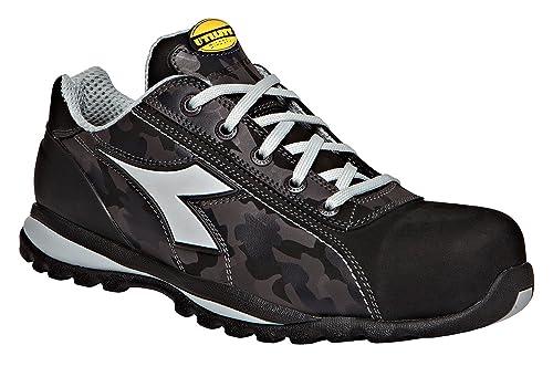 qualità stabile migliori scarpe da ginnastica miglior fornitore UTILITY Diadora Glove II Low Camouflage S3 Sra HRO Scarpa Sneaker  Antinfortunistica Unisex Adulto
