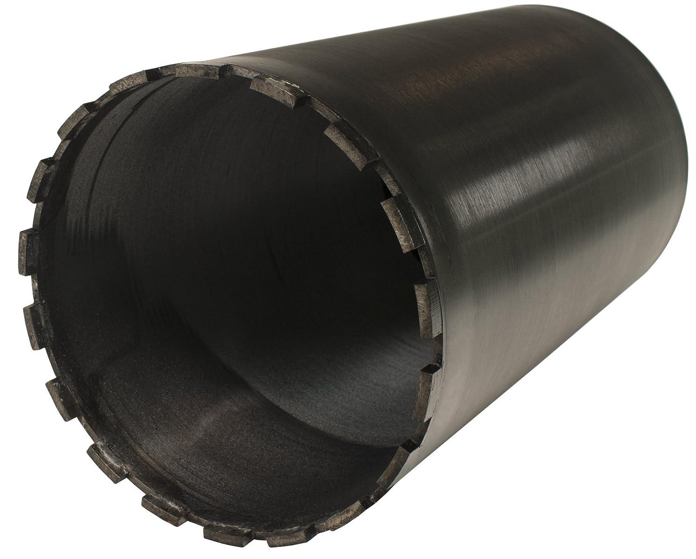 Wet Diamond Concrete Core Drill Bit 200 mm Steel Dragon Tools 8in.