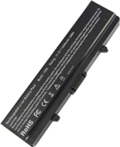 ARyee Laptop Battery for Dell Inspiron 1525 1526 1545 15461440 1750 PP29L PP41L Series Vostro 500 K450n fits P/N X284G M911 M911G GW240 RN873 GP952 RU586 C601H 312-0844
