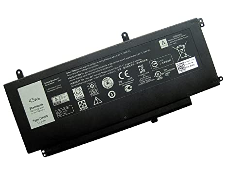 Amazon.com: Batterymarket Replacement Laptop Battery D2VF9 Inspiron