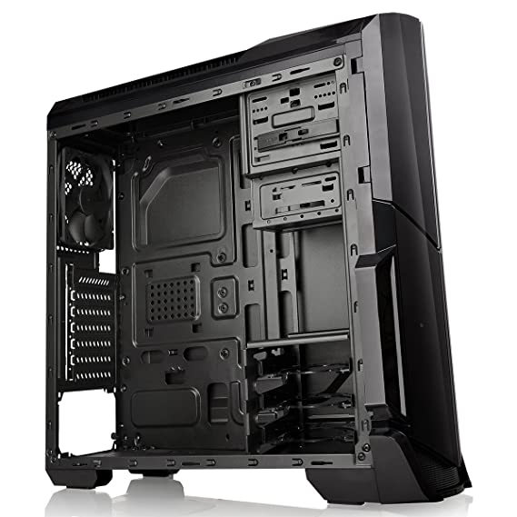 Amazon.com: Thermaltake Versa Versa N21 Computer Case - ATX ...