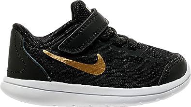 8bd93ba32e6e6 Nike Boy s Flex 2017 RN (TDV) Running Shoes (4 Toddler M