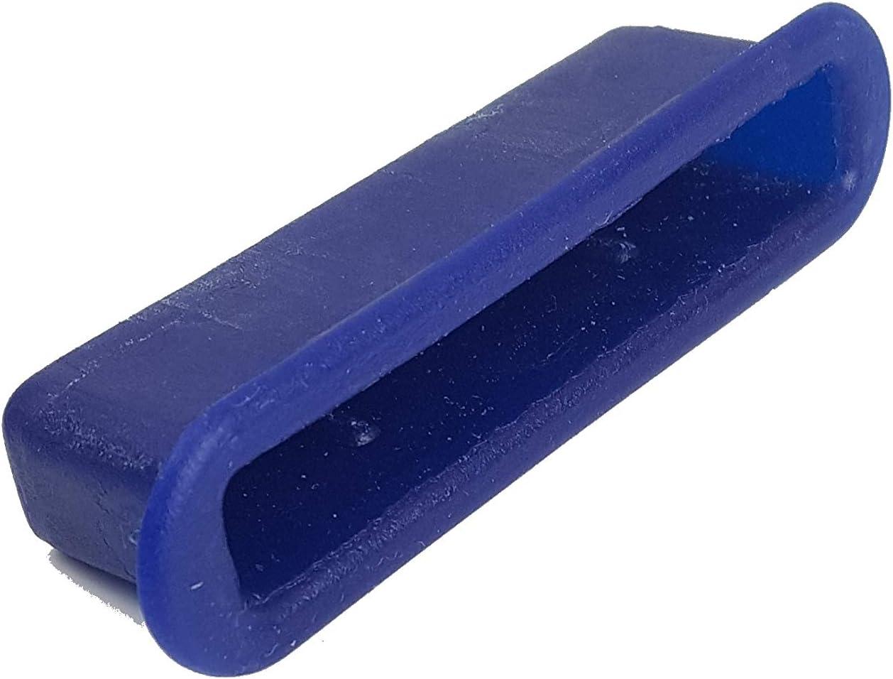 Cuffia Porta Listello 1Pz PZ 1 ricambi doghe Innesto A Cappuccio in Plastica cm 3,0