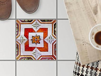 Piastrelle per pavimento decorative adesivi per piastrelle
