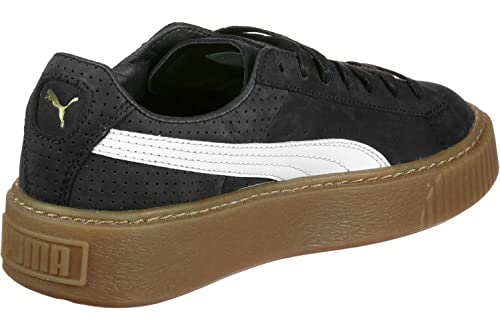 Puma Basket Platform Perf Gum, Zapatillas para Mujer: Amazon.es: Zapatos y complementos
