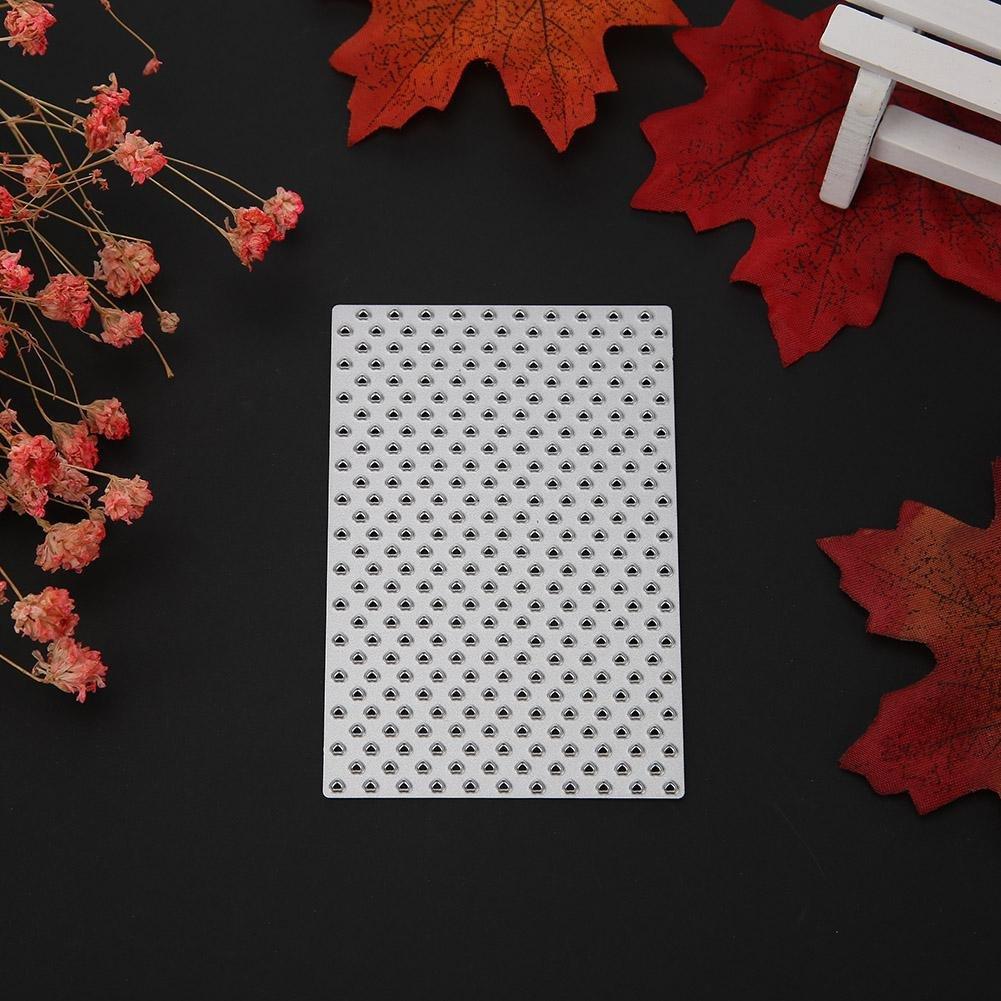 UEB 2pcs Fustelle per Scrapbooking Cutting Die per DIY Scrapbooking Album Foto Segnalibro Goffratura Craft Stencil per Biglietti