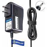 T-Power (6.6ft Long Cable) for X Rocker Universal Wireless Receiver & Transmitter 51XXX/UXV51XXX/6905A-51XXX MODEL: #51XXX for Gaming Chair AC DC Adapter
