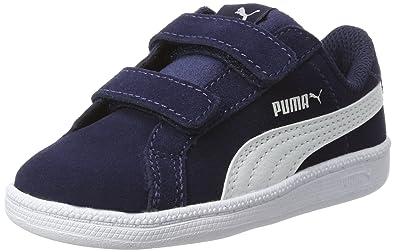 Puma Unisex-Kinder Smash Funsd V Inf Sneaker