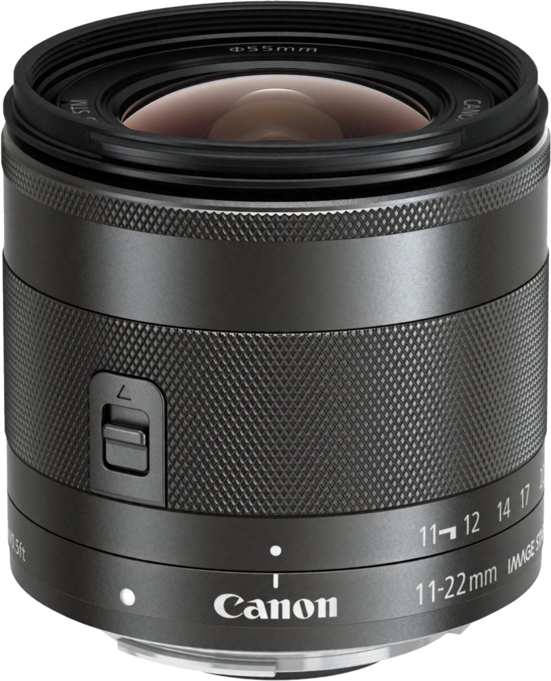 Canon EF M mm f  IS STM Objetivo para Canon distancia