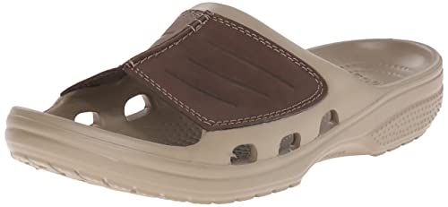c9a679df9 Crocs Yukon Mesa Slide M Men Slip on  Buy Online at Low Prices in India -  Amazon.in