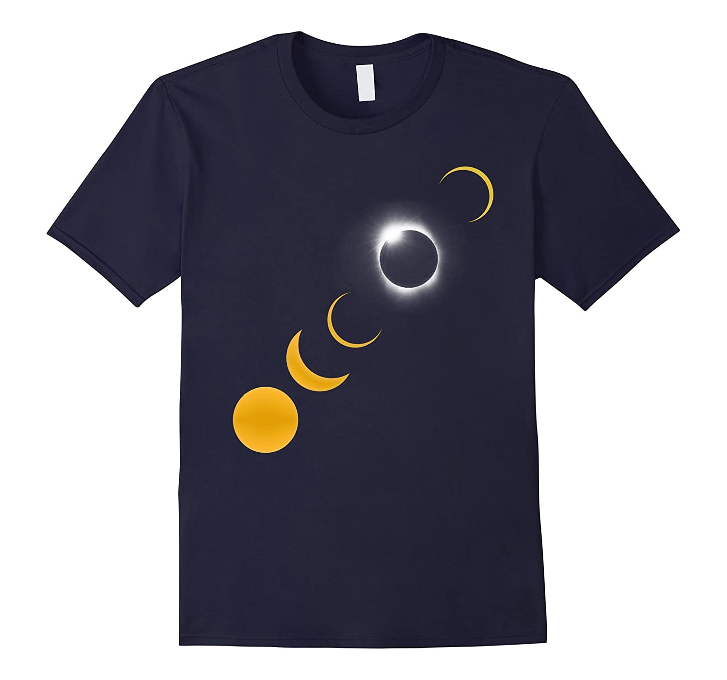 August 2017 Solar Eclipse Tee - Sun Eclipse Shirt Souvenirs-BN