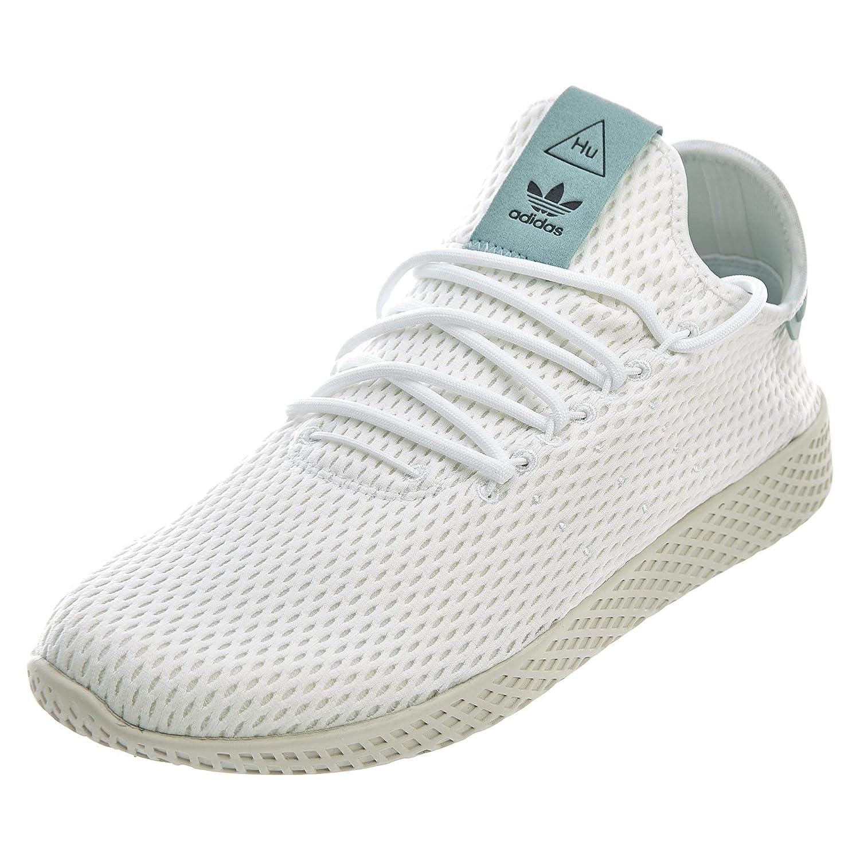 best website 2a0ea 6ec3e adidas Originals Men's Pharrell Williams Human Race White ...