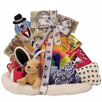 Amazon.com : Great Arrivals Pet Dog Gift Basket, Pamper Your Pooch ...