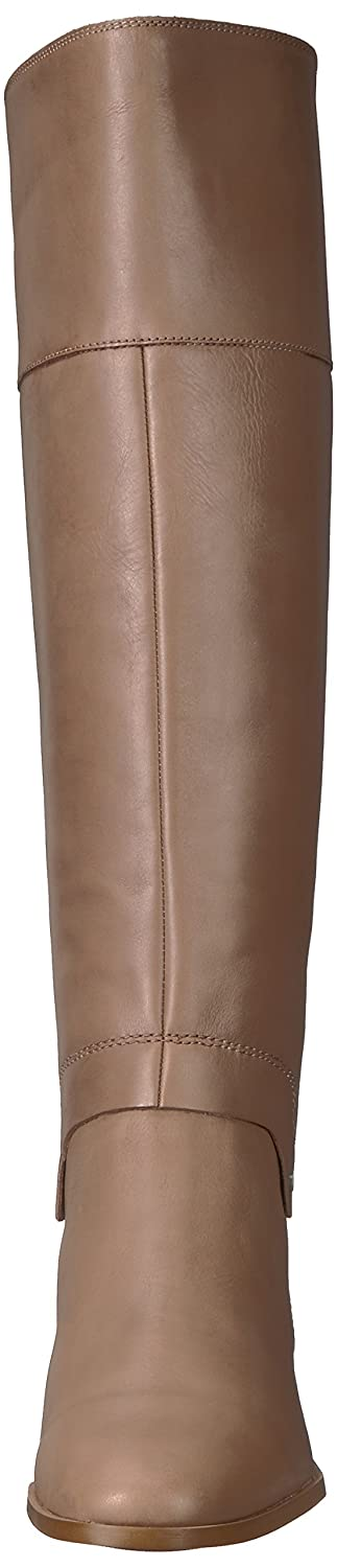 Franco High Sarto Women's Roxanna Knee High Franco Boot B072P61TLP 5.5 B(M) US|Dover Taupe d464c2