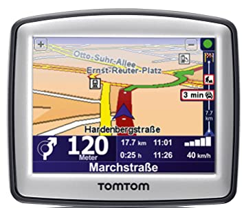 Tomtom One Europe 31 Traffic Navigationssystem inkl. 31: Amazon.de ...